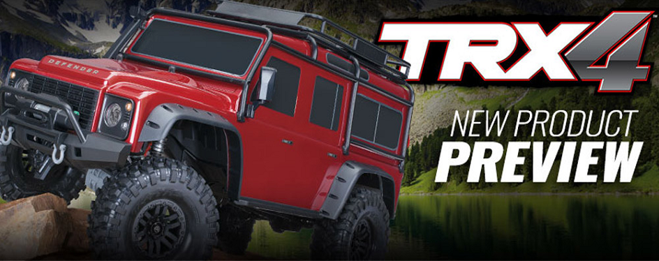 Traxxas Land Rover Defender by RC-Motodrom.ch